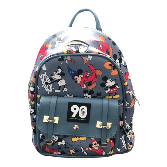 Disney Mickey Mouse 90th anniversary mini backpack
